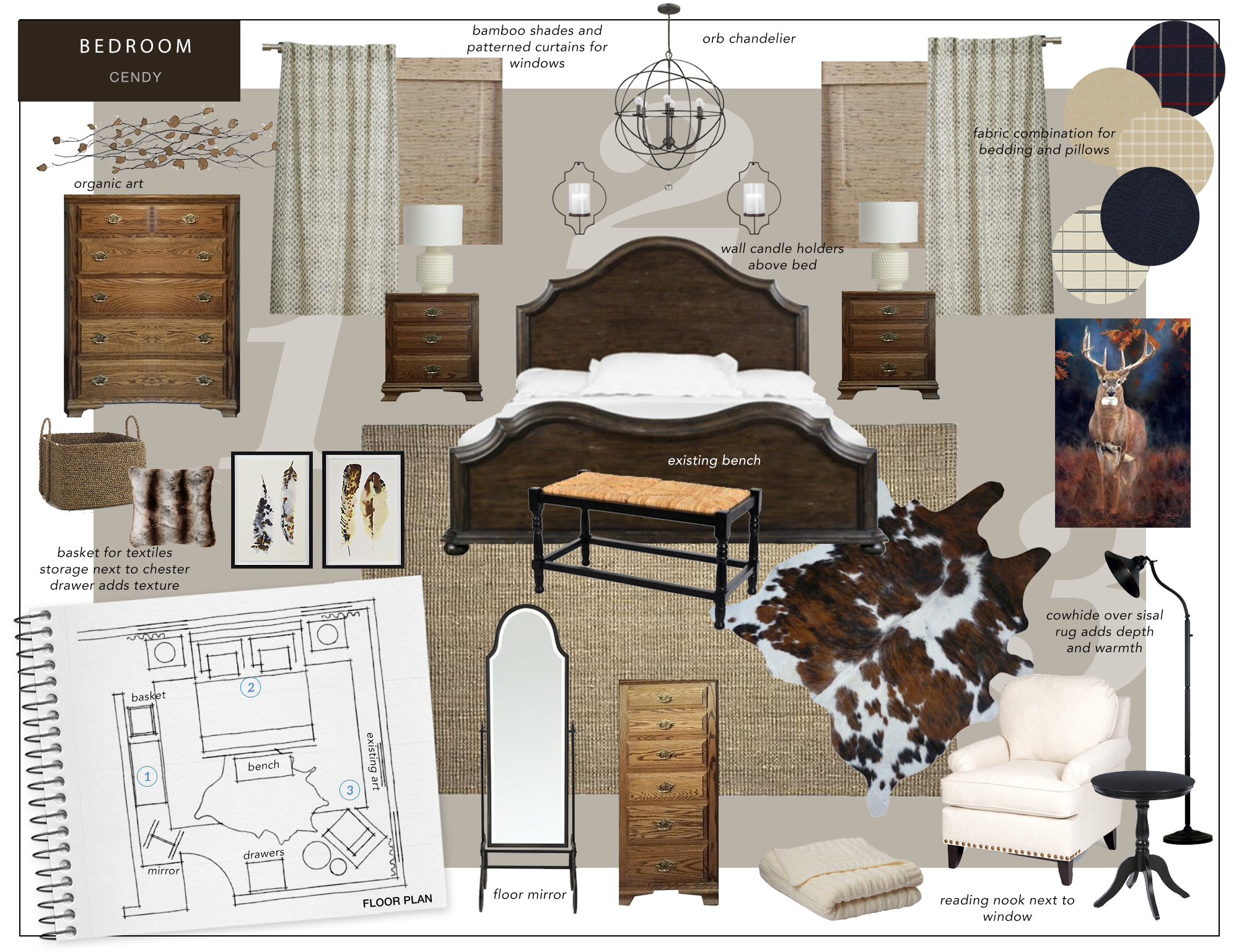 Mood Board 29 - Hoffer Furniture