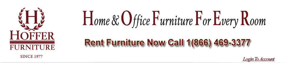 High quality home staging furniture rental from Houston�s largest source, Hoffer Furniture