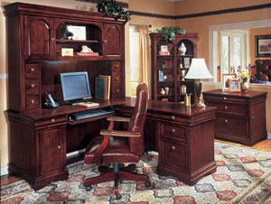 23 Model Home Office Furniture Houston