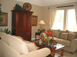 Hoffer Furniture Home Staging - After Photo
