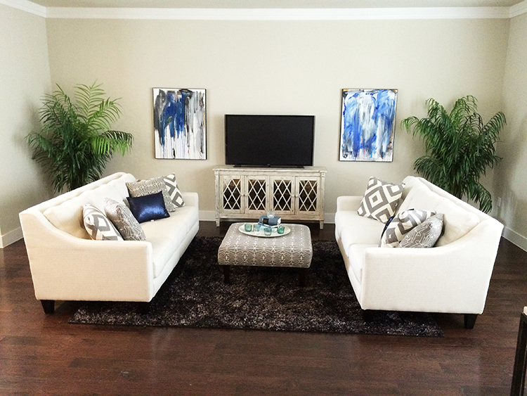 After Staging. Home Staging Furniture Rental for the Houston Area   Hoffer