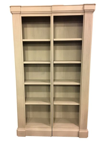 Flauna Left Bookcase