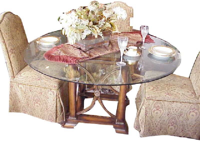 Continental Dining Table Base