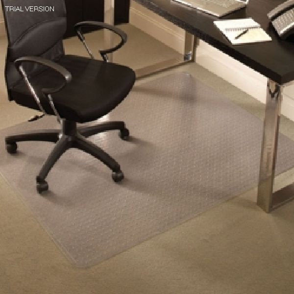 Chair Floor 48x60 Mat