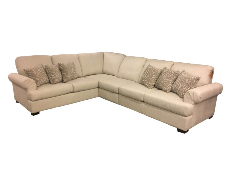Carter Sectional  sc 1 st  Hoffer Furniture : carter sectional - Sectionals, Sofas & Couches